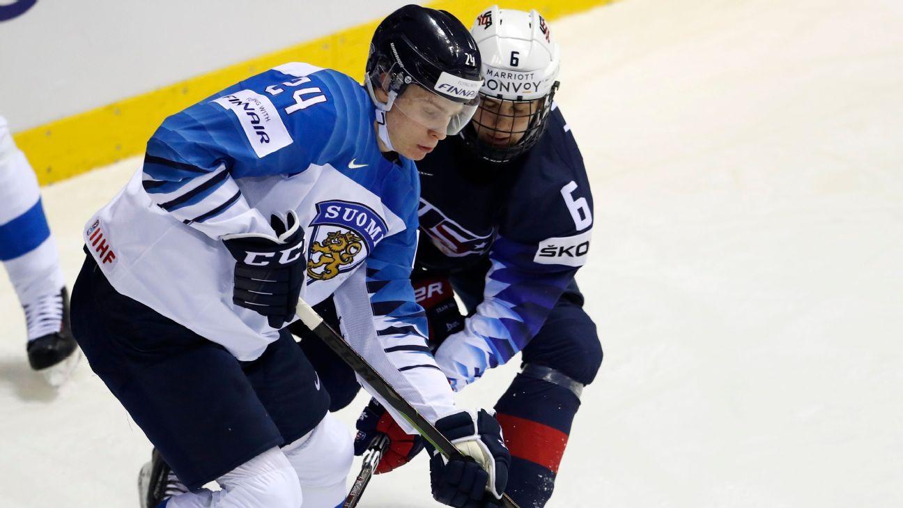 Jack Hughes Kaapo Kakko Help Renew Devils Rangers Rivalry