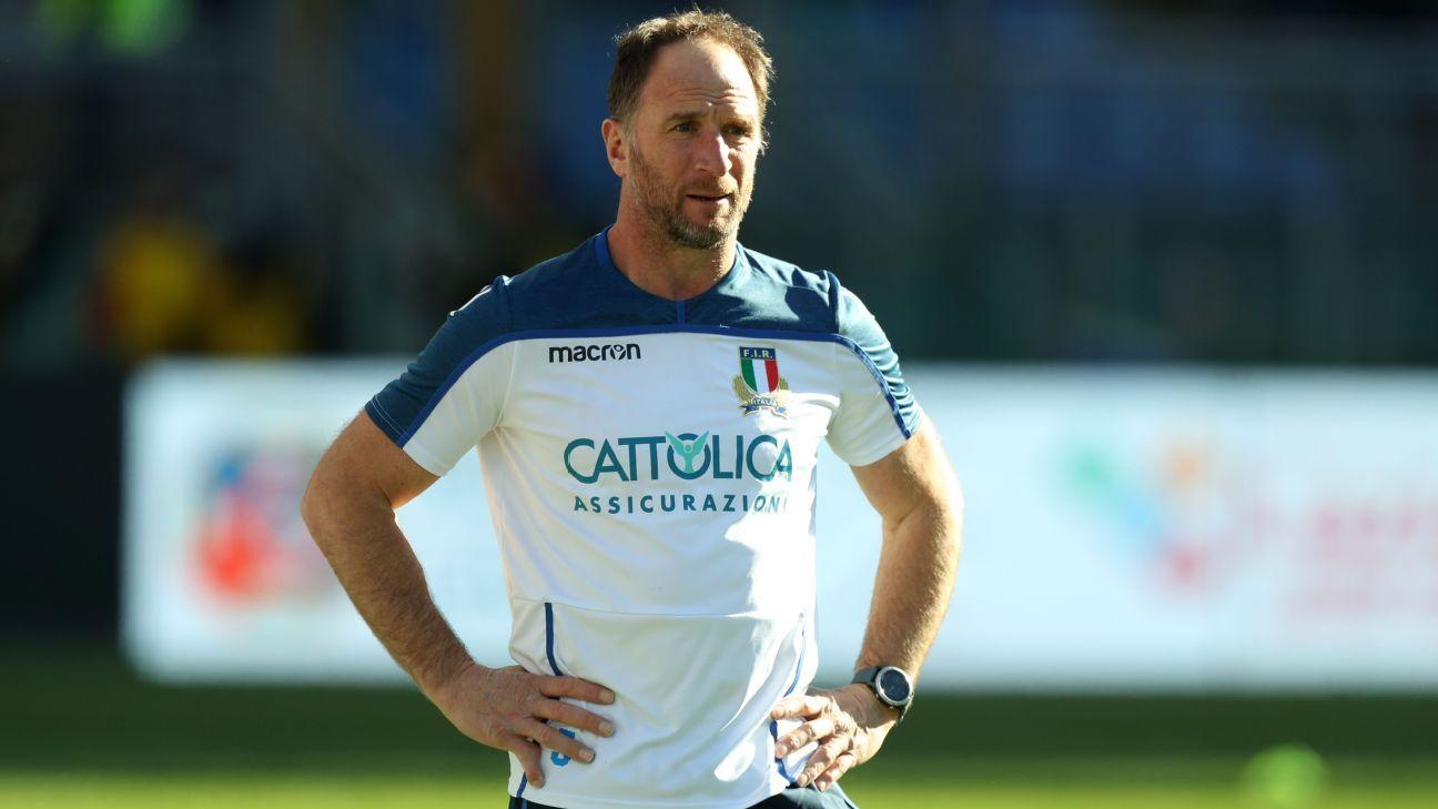Ex-England international Catt to join Ireland coaching staff