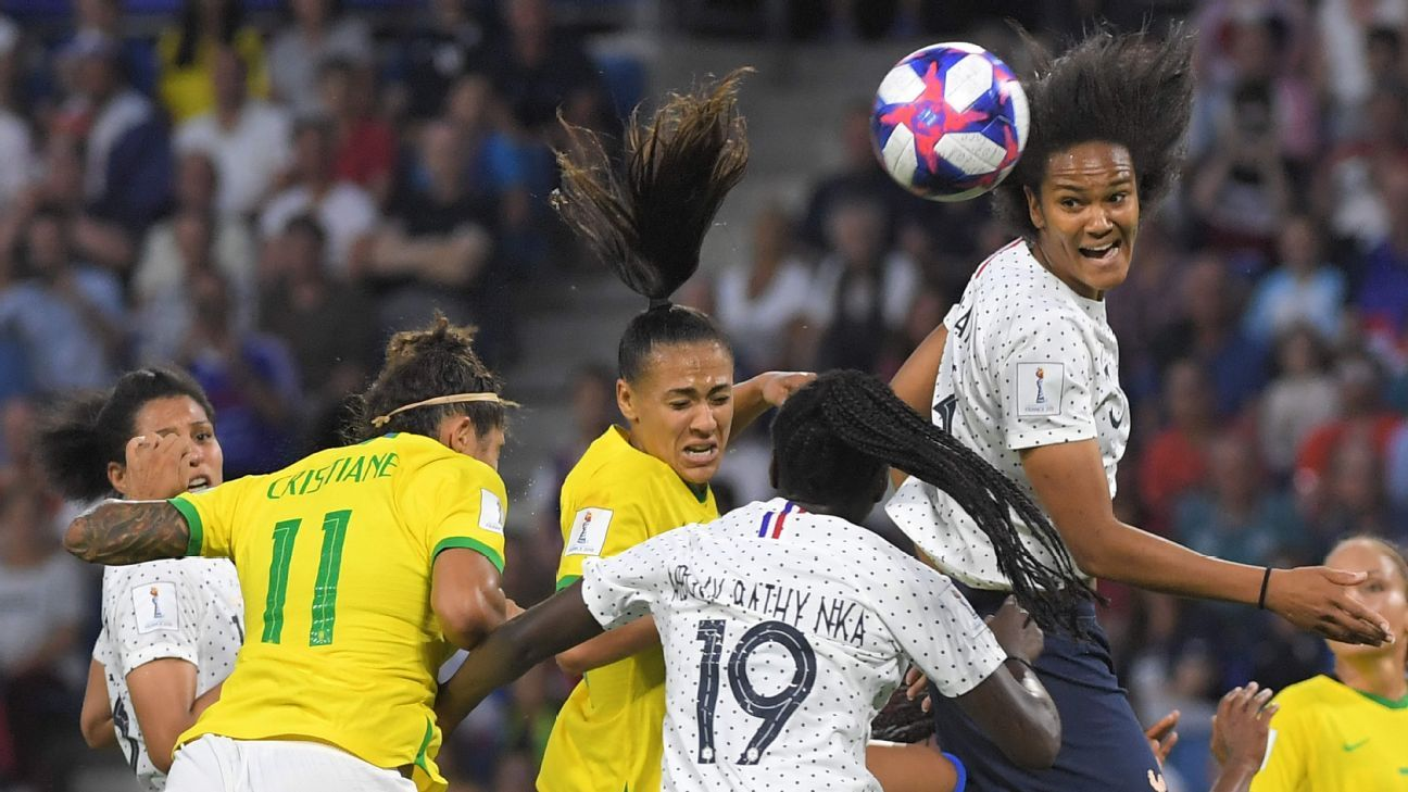 France or the U.S. in the Women's World Cup quarterfinals? We debate