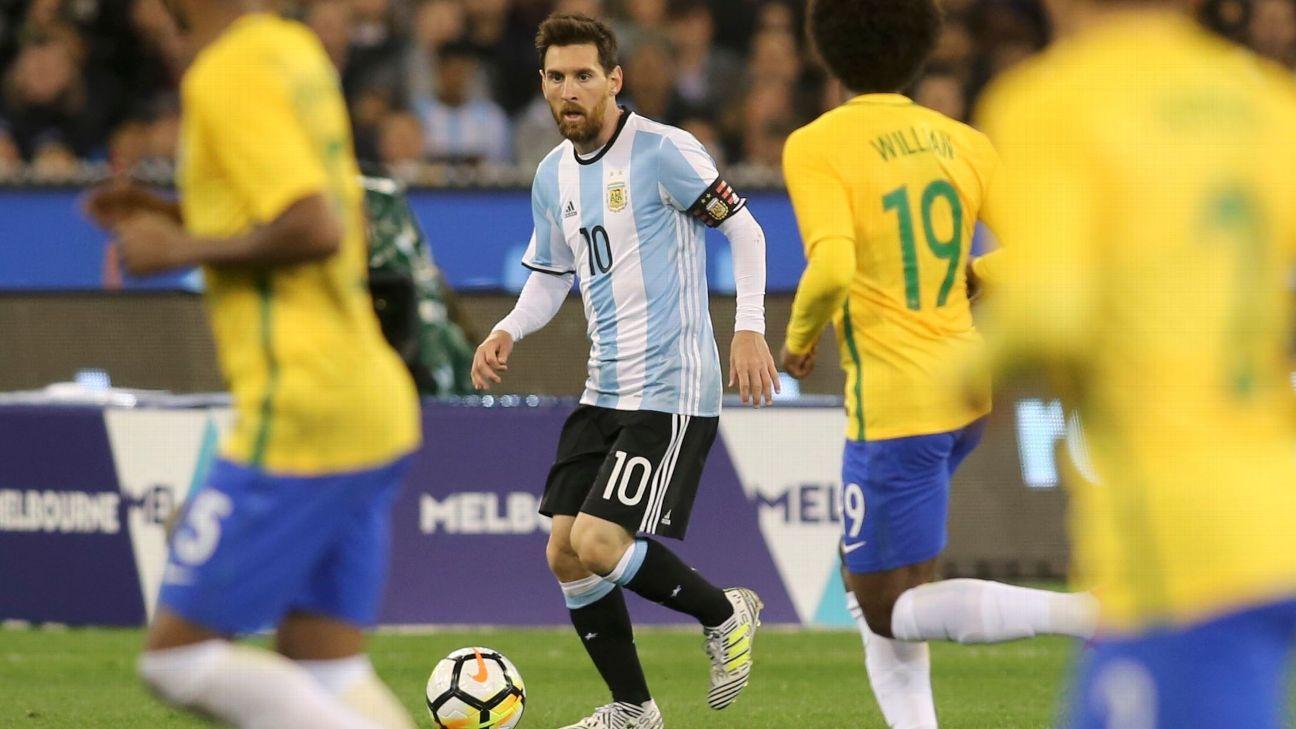 argentina vs chile 2020