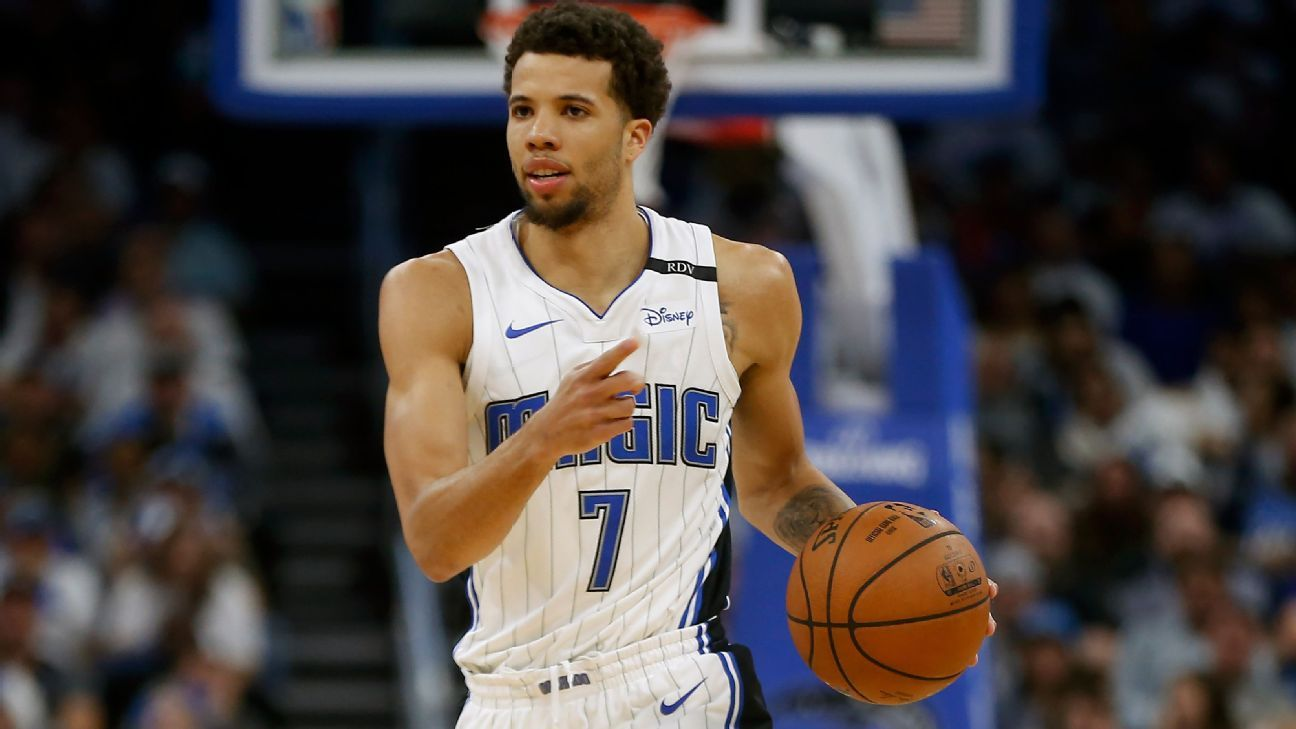 Michael Carter-Williams of the Orlando Magic underwent ankle surgery and will miss the start of the season.