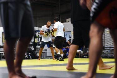 Inside Thiago Santos' final preparation for Jon Jones