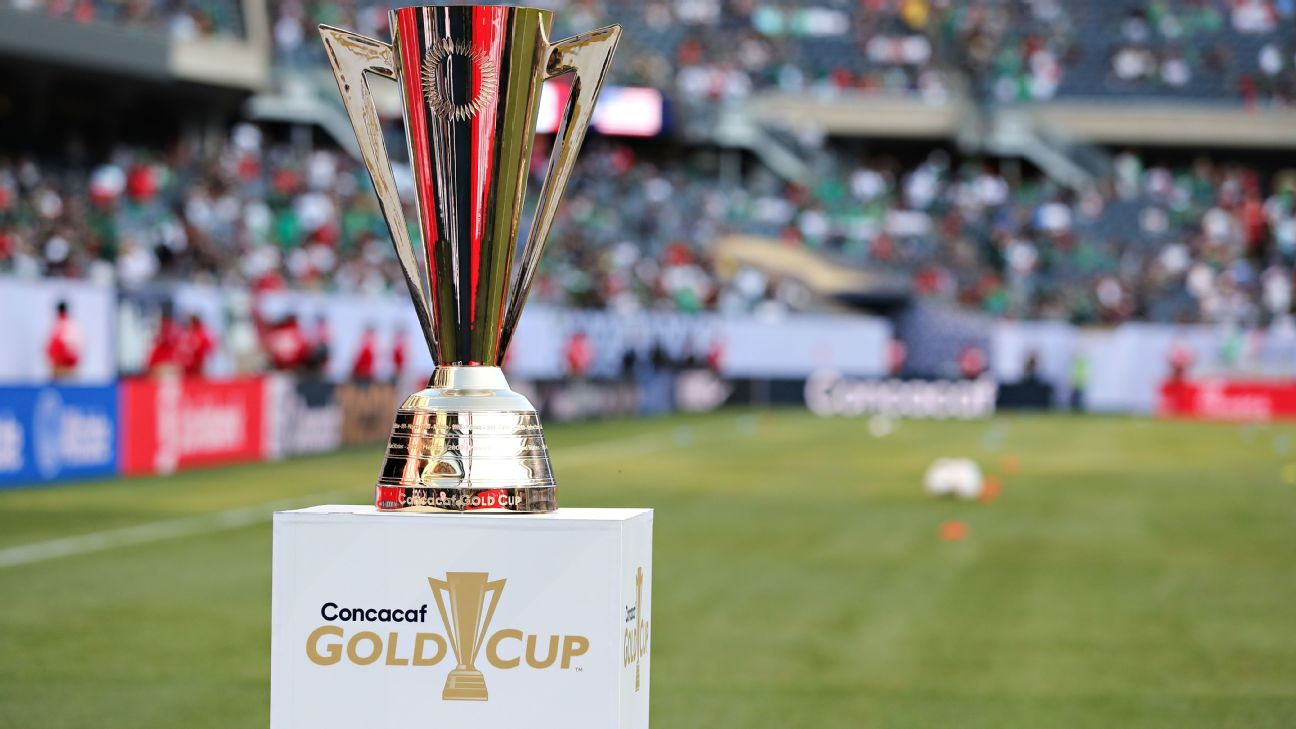 Gold Cup 2021 draw: United States in Group B with Canada ...