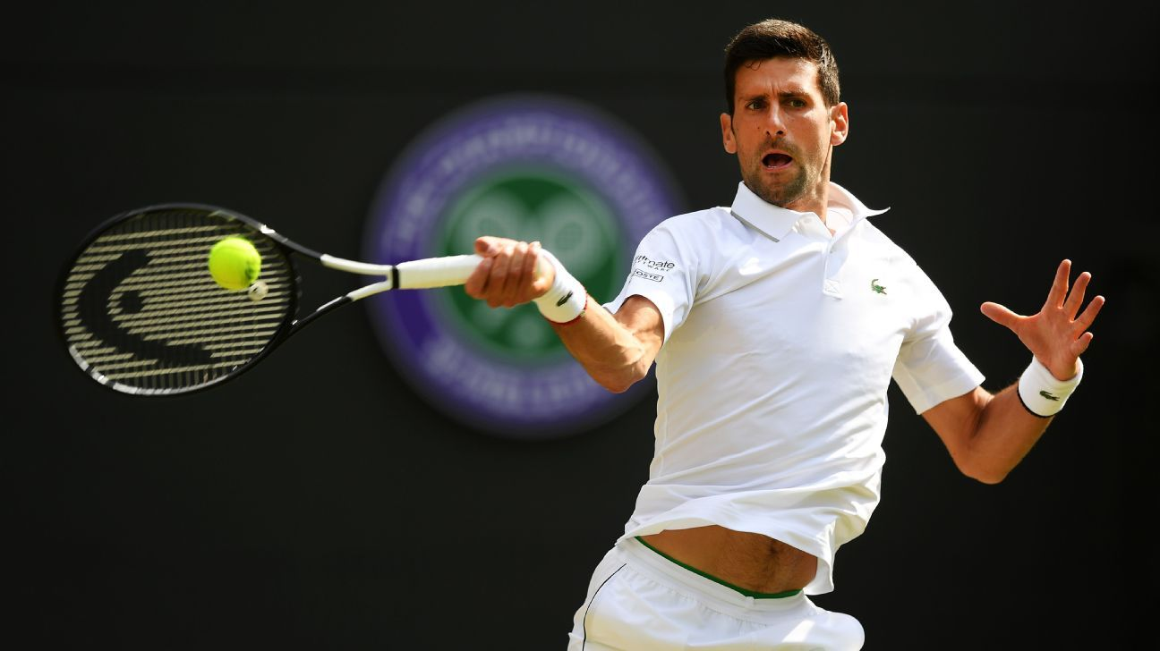 What youth movement? The Big Three still dominate at Wimbledon