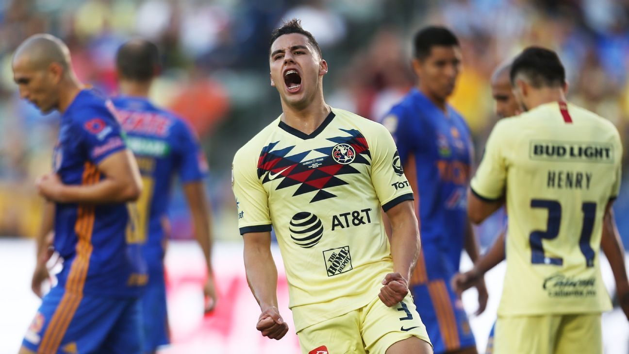 America books Campeones Cup date with Atlanta