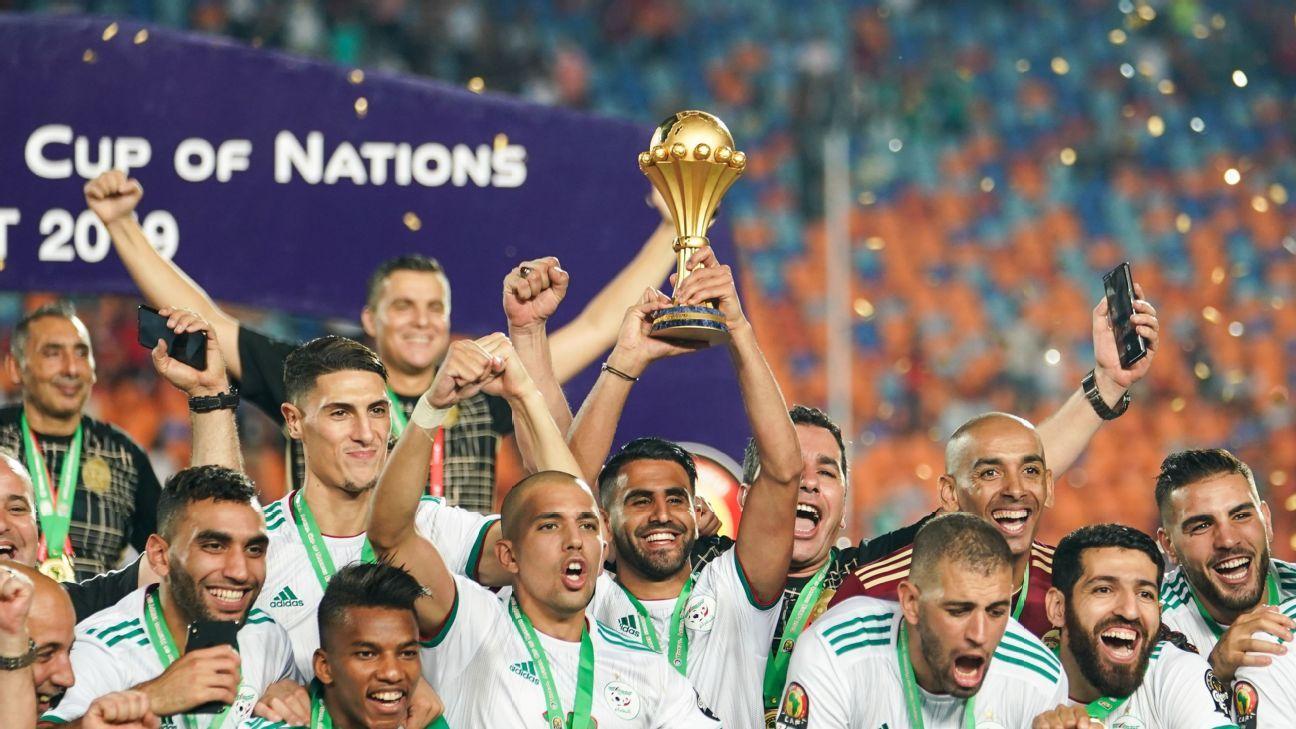 Algeria's AFCON title win wasn't pretty but will remain memorable