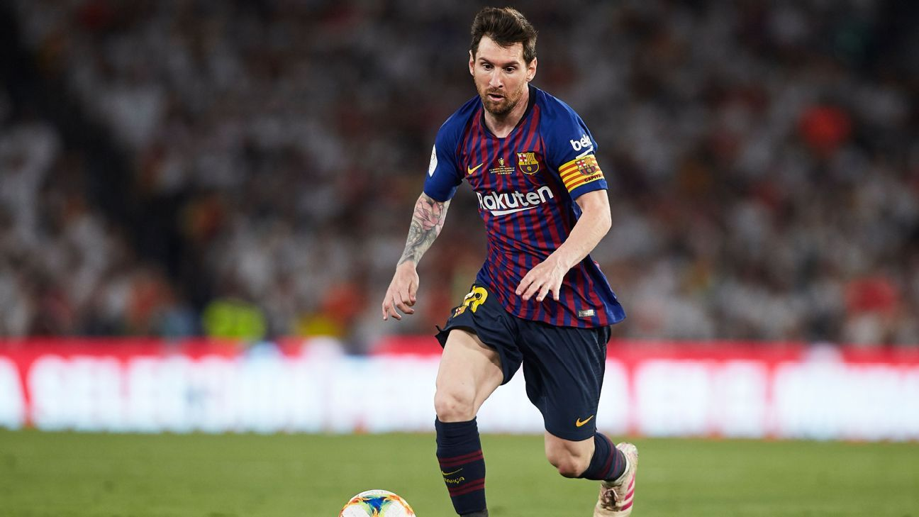 Sources: Barca set to open Messi contract talks