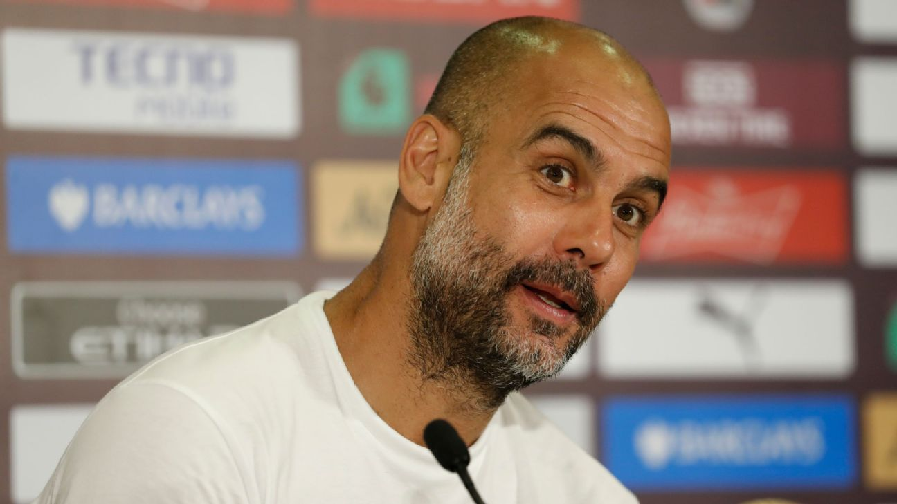 Guardiola rejects criticism from Chinese media