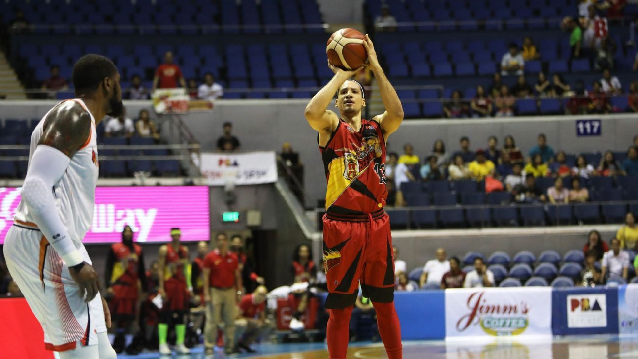 San Miguel Beermen take aim at second Grand Slam