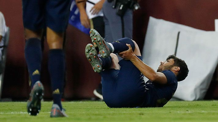 Image result for Asensio injury