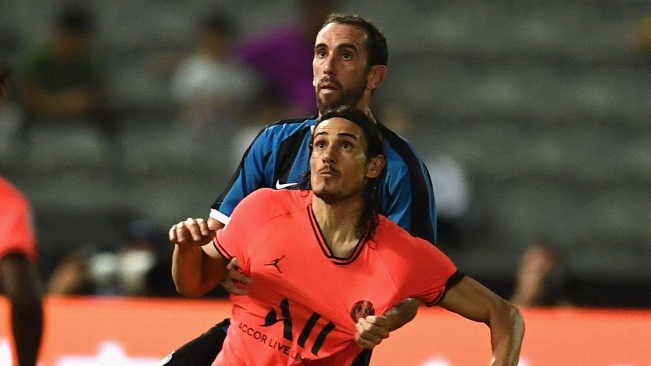 LIVE Transfer Talk: Manchester United join chase for PSG's Edinson Cavani