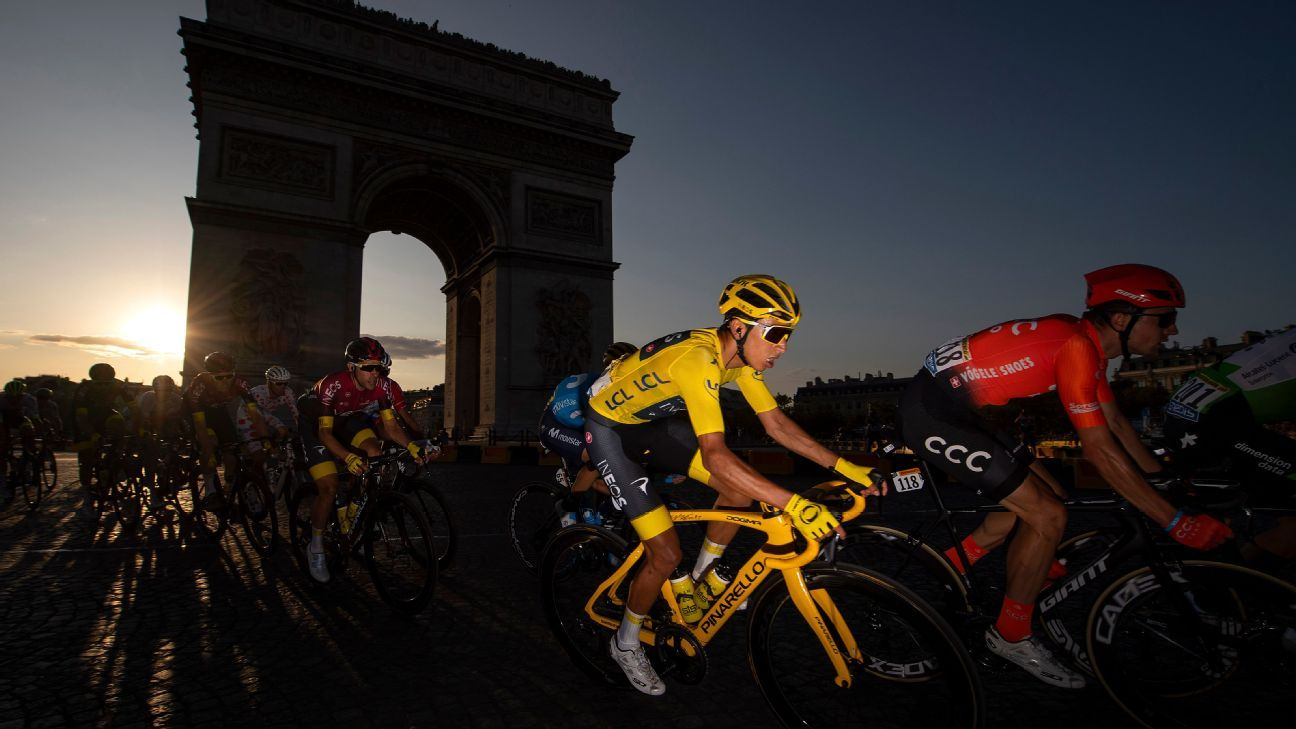 Bizarre, bold and beautiful, this was no ordinary Tour de France