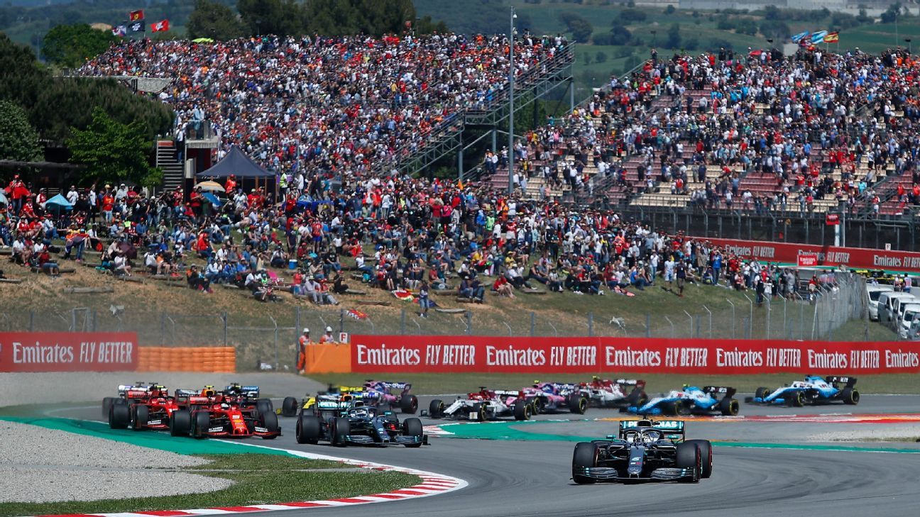 Spanish GP gets one-year renewal for 2020 F1 race