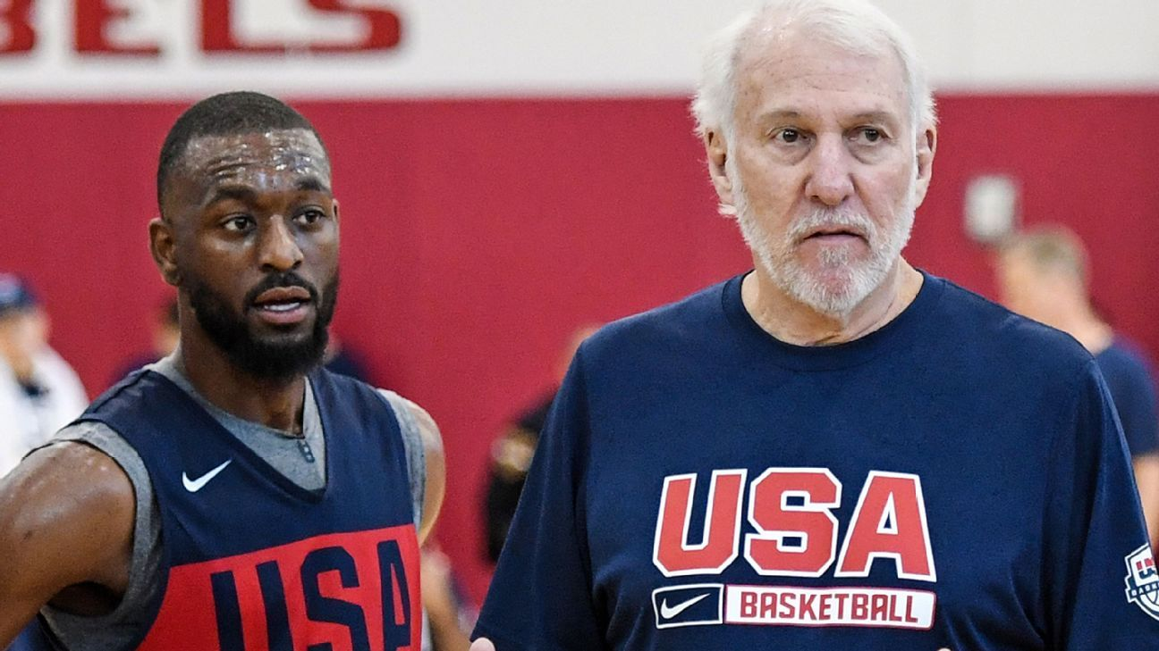 Popovich: Kaepernick did 'a very patriotic thing'
