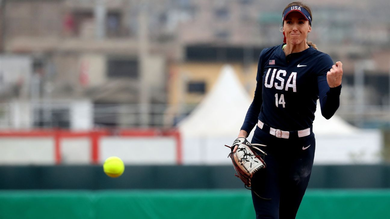 MLB plans to sponsor U.S. Olympic softball team