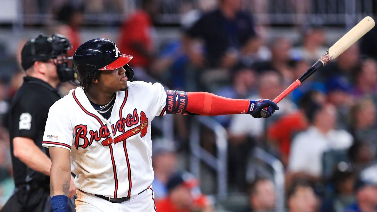 Has Ronald Acuna Jr. played his way into the NL MVP race?