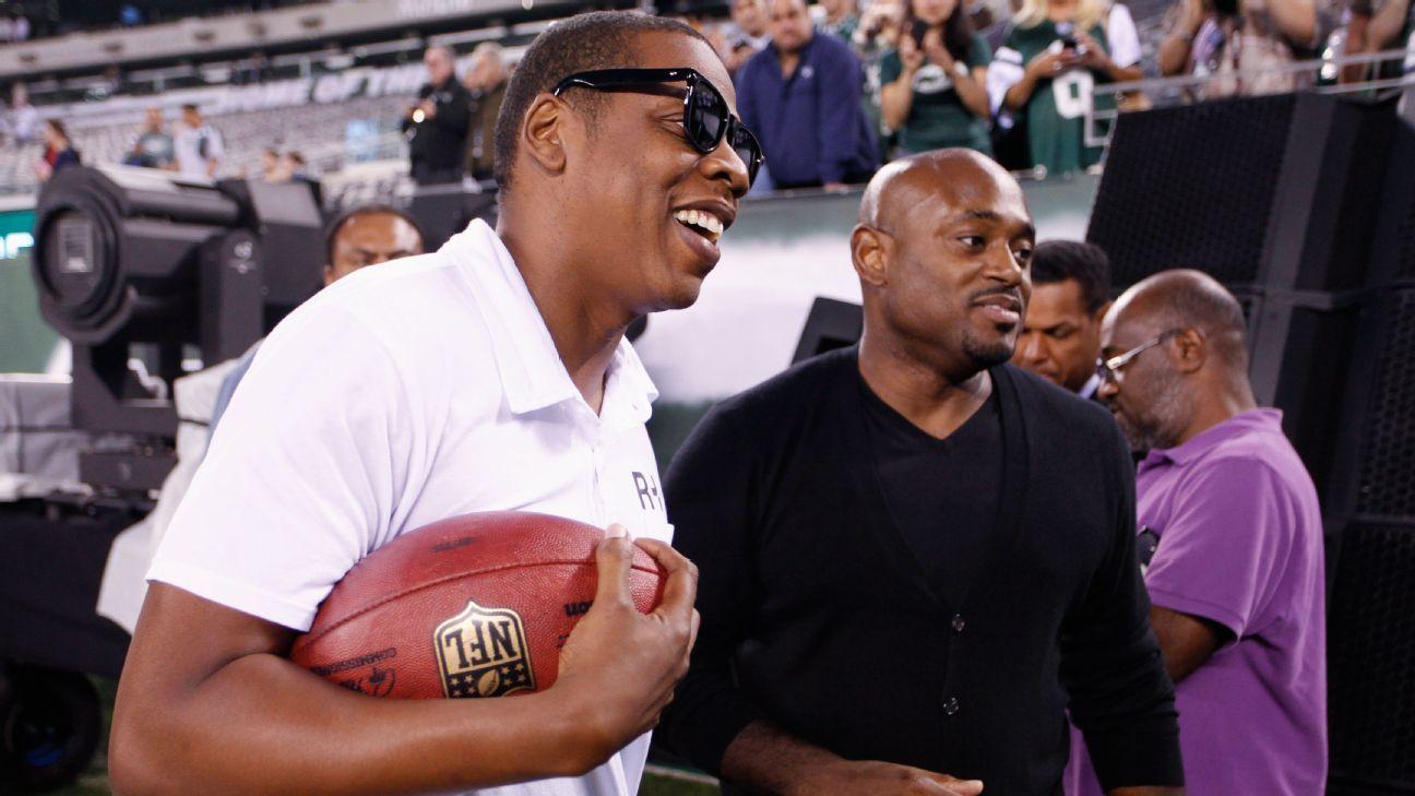 Jay-Z defends NFL-Roc Nation deal, talks Kap