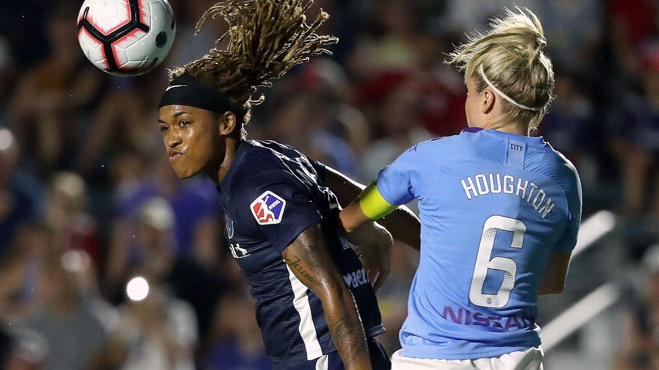 North Carolina Courage, Lyon take different paths to ICC final