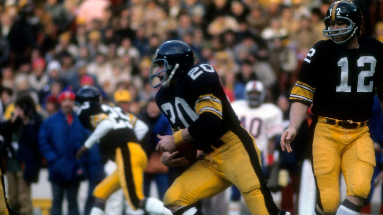 Steelers' Rocky Bleier continues to live his American dream