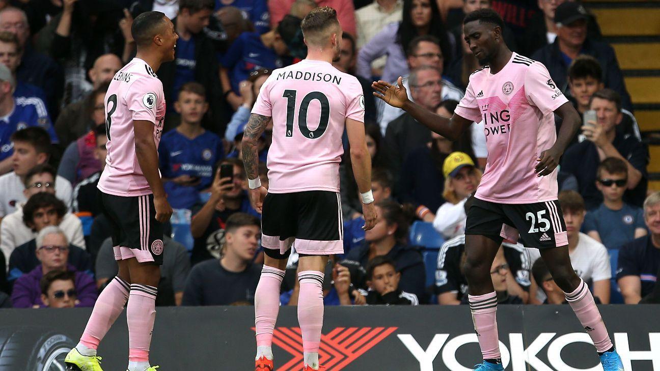 Leicester City Vs Southampton Statistics