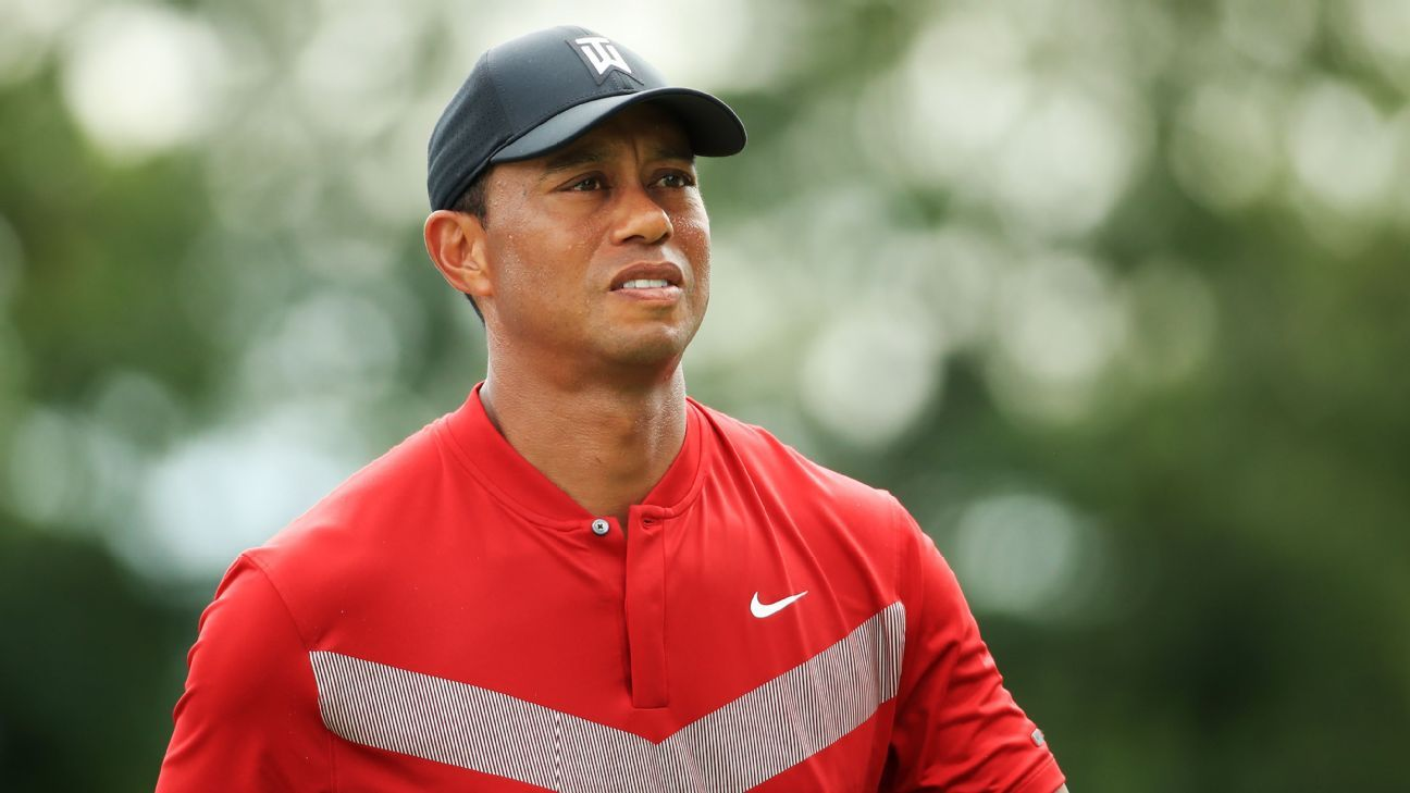 Tiger fails to qualify for Tour Championship