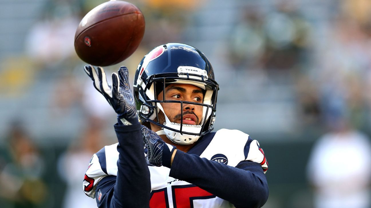 Texans WR Will Fuller: 'I have to play 16 games to prove myself'