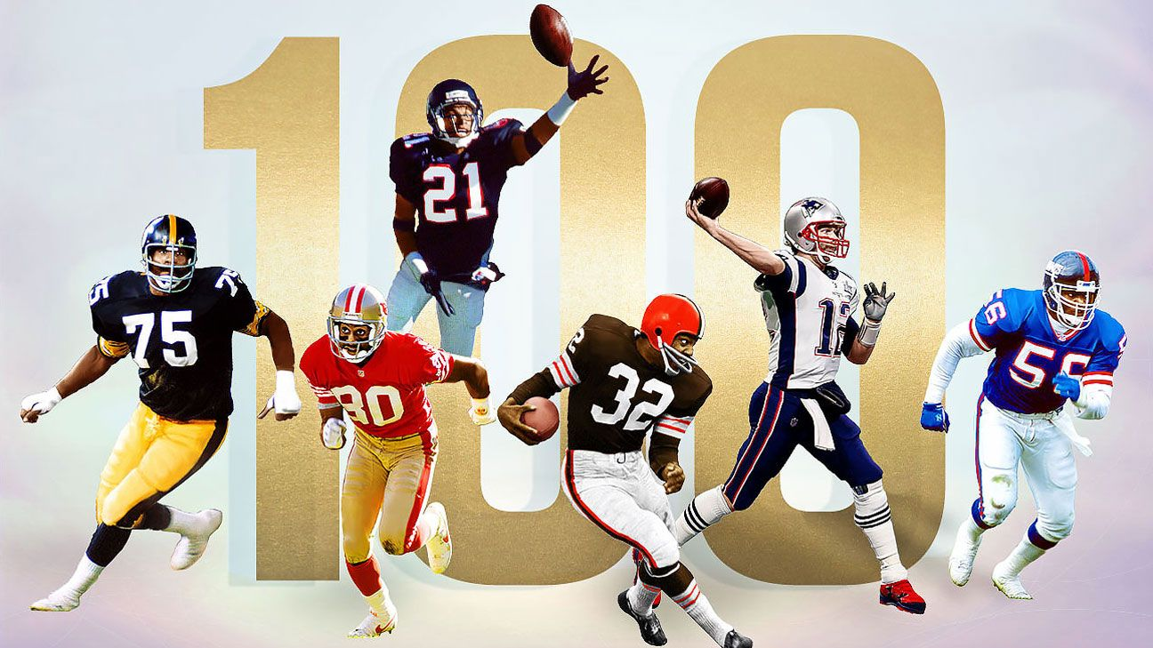 Brady over Montana? Choosing the NFL's greatest ever at each position