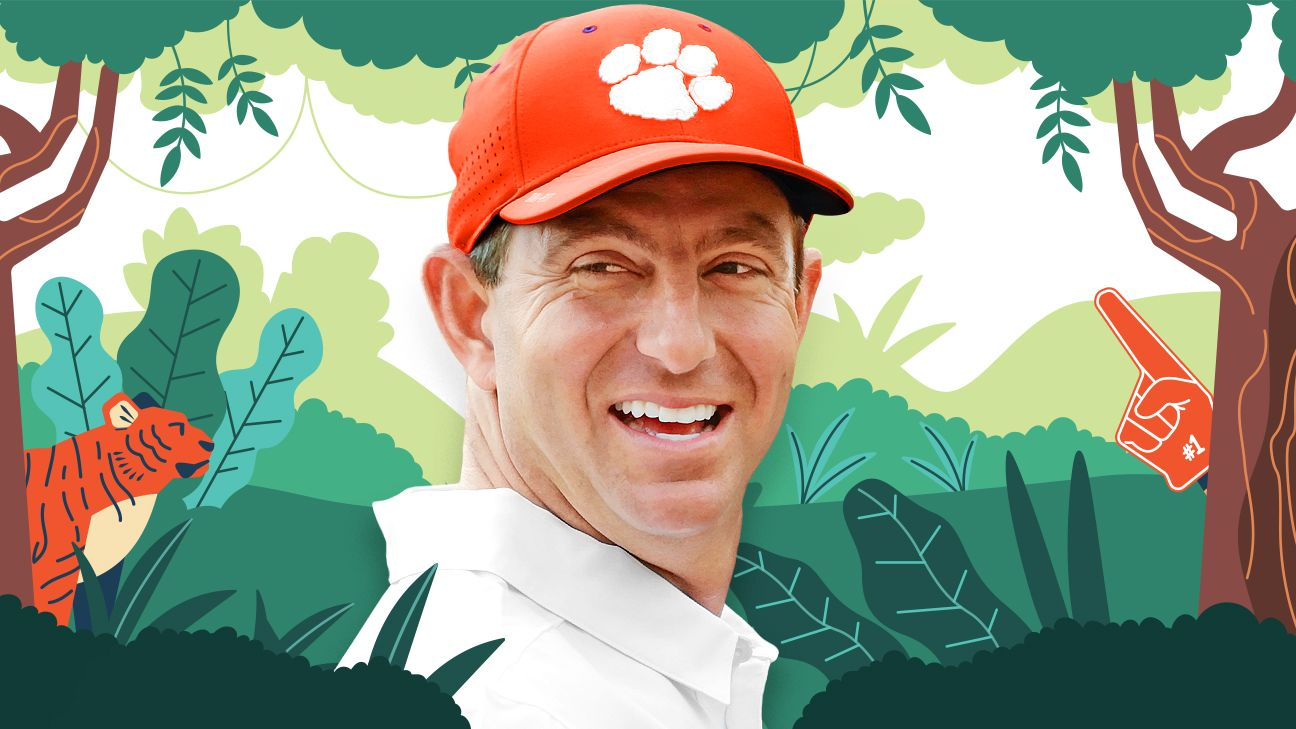 The ESPN Daily: The house that Dabo built, no love for Team USA, and welcome to College Football Saturday...