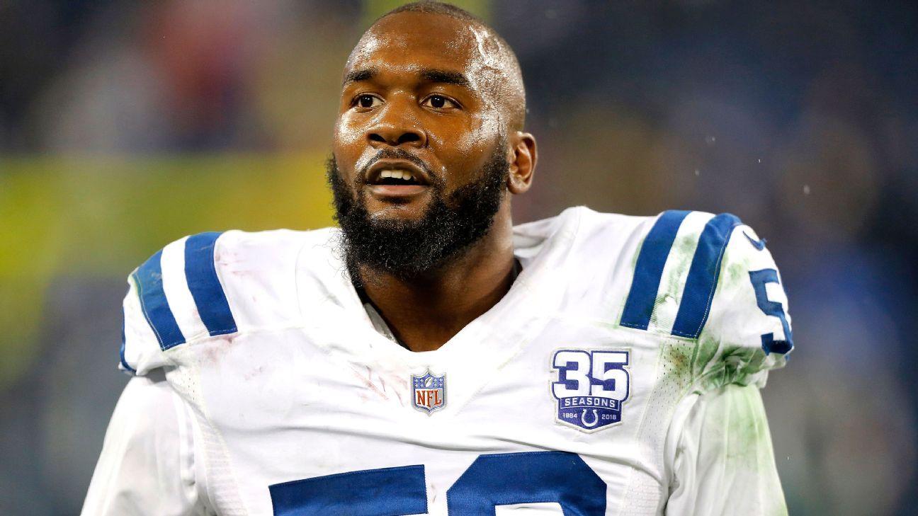 Leonard out, Hilton doubtful for Colts on Sunday