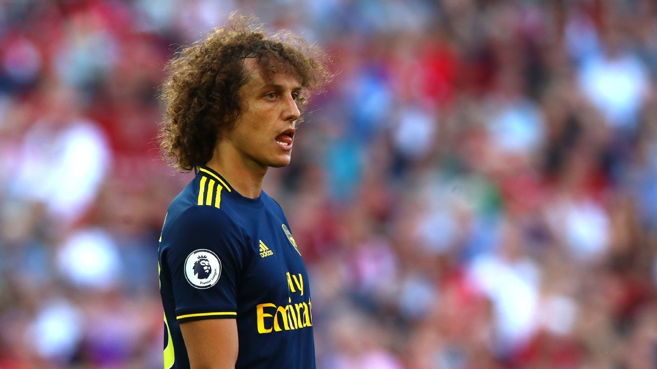 David Luiz's shocker proves it's the same old calamitous Arsenal