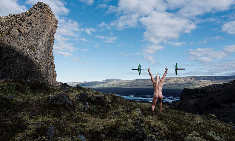CrossFitter Katrin Davidsdottir embodies the Icelandic warrior
