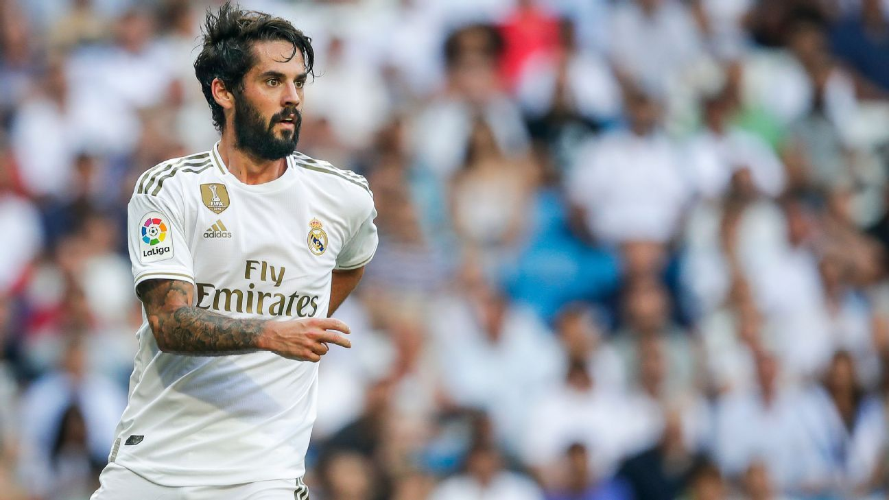 Transfer Talk: Spurs poised for Isco if Eriksen makes Madrid exit