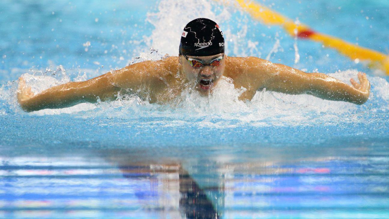 Three years after beating Michael Phelps, Joseph Schooling seeking relevancy
