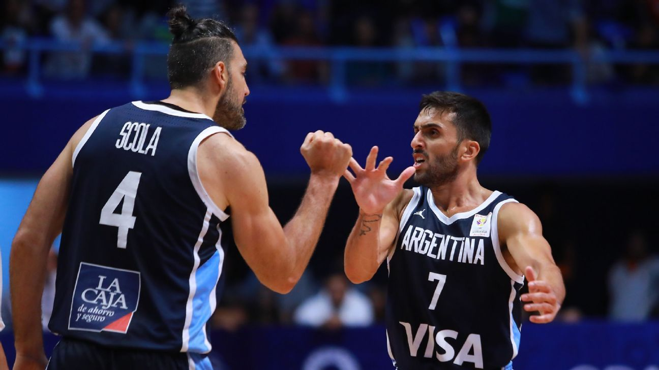 At the FIBA World Cup, Argentina steps into the shadow of their golden generation