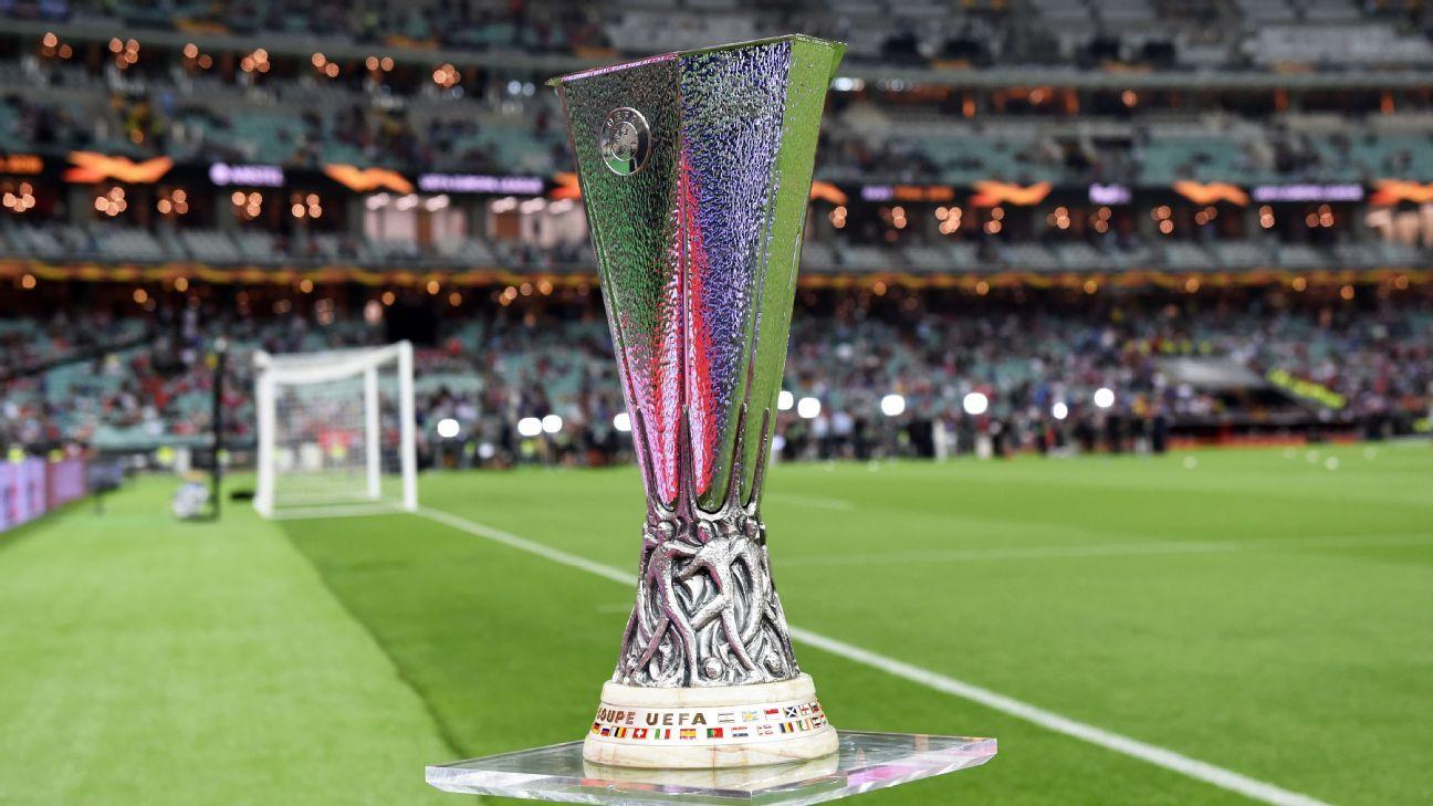 El cuadro de la UEFA Europa League 2019/20