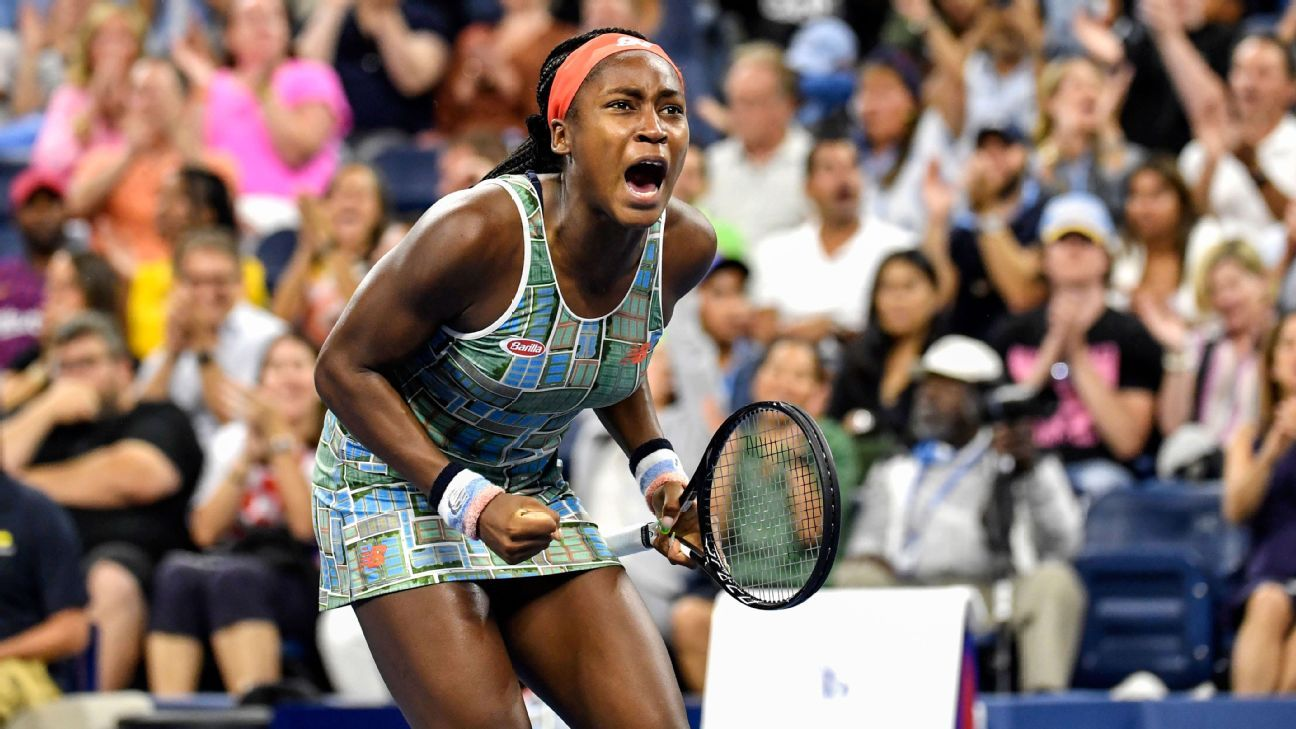 Coco Gauff vs. Naomi Osaka is the US Open matchup we've been waiting for
