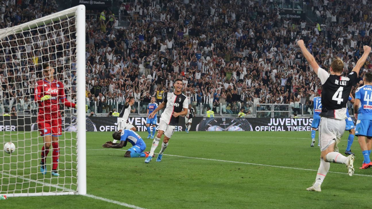 Juventus vs. Napoli seven-goal thriller suggests Serie A will be fun, wide-open and wild