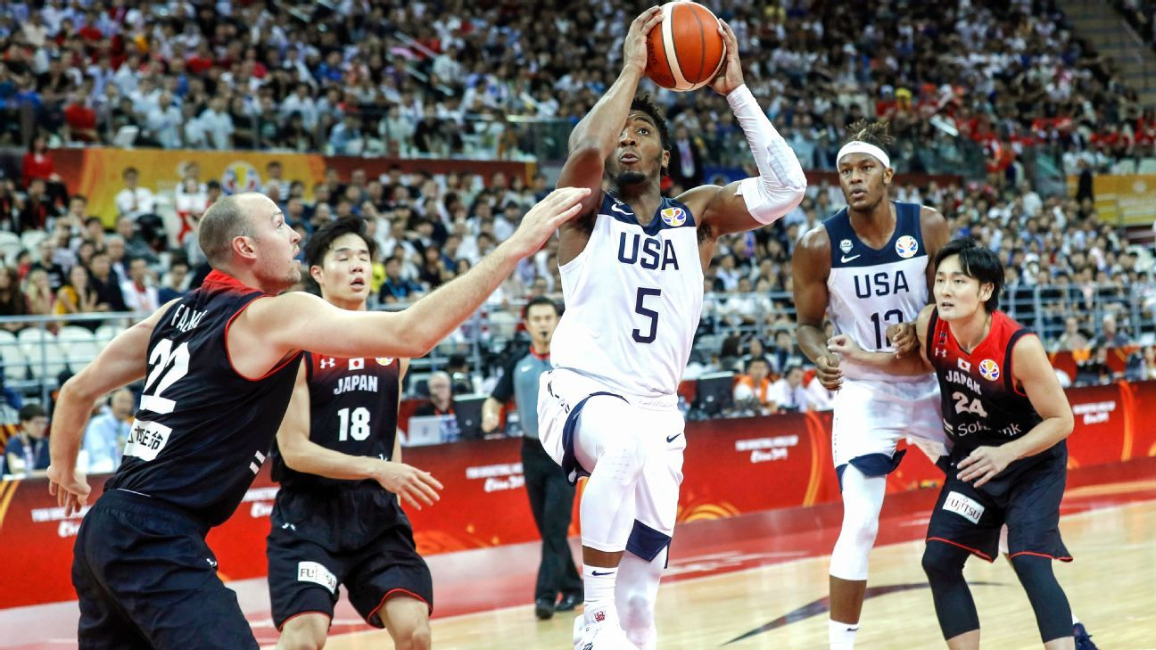 Team USA at the FIBA World Cup - Latest rosters, schedules