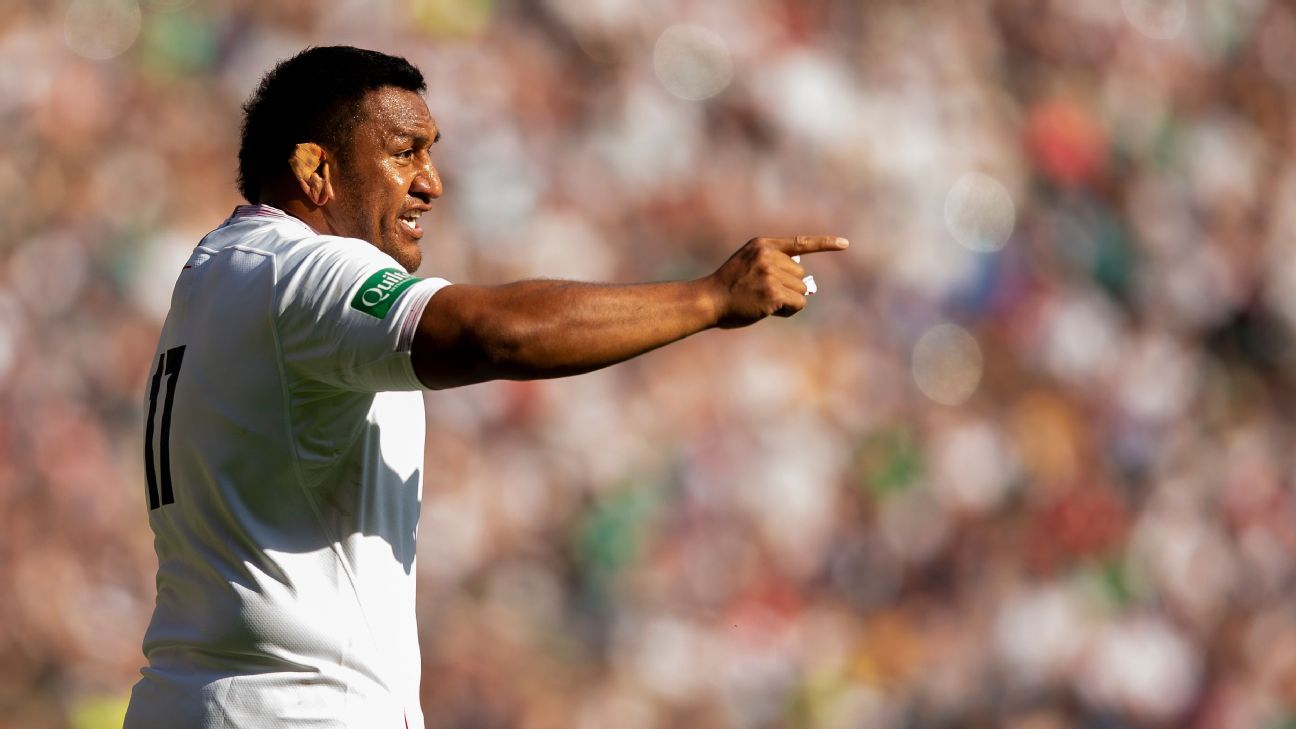 England prop Vunipola and winger Nowell to miss World Cup openers