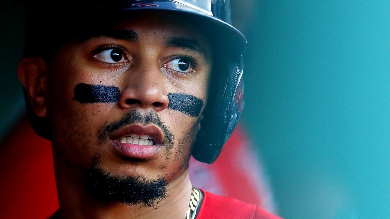 Betts has MRI, day-to-day with foot injury