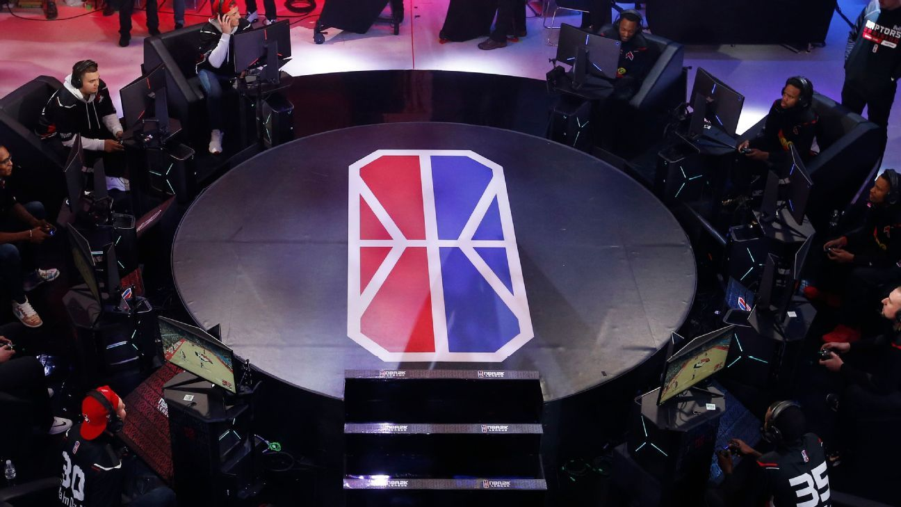 NBA 2K partners with league for new championship