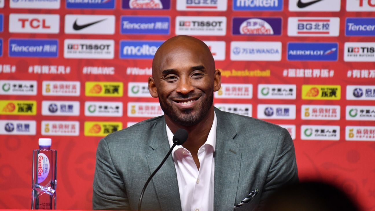 Source: Kobe among dead in helicopter crash