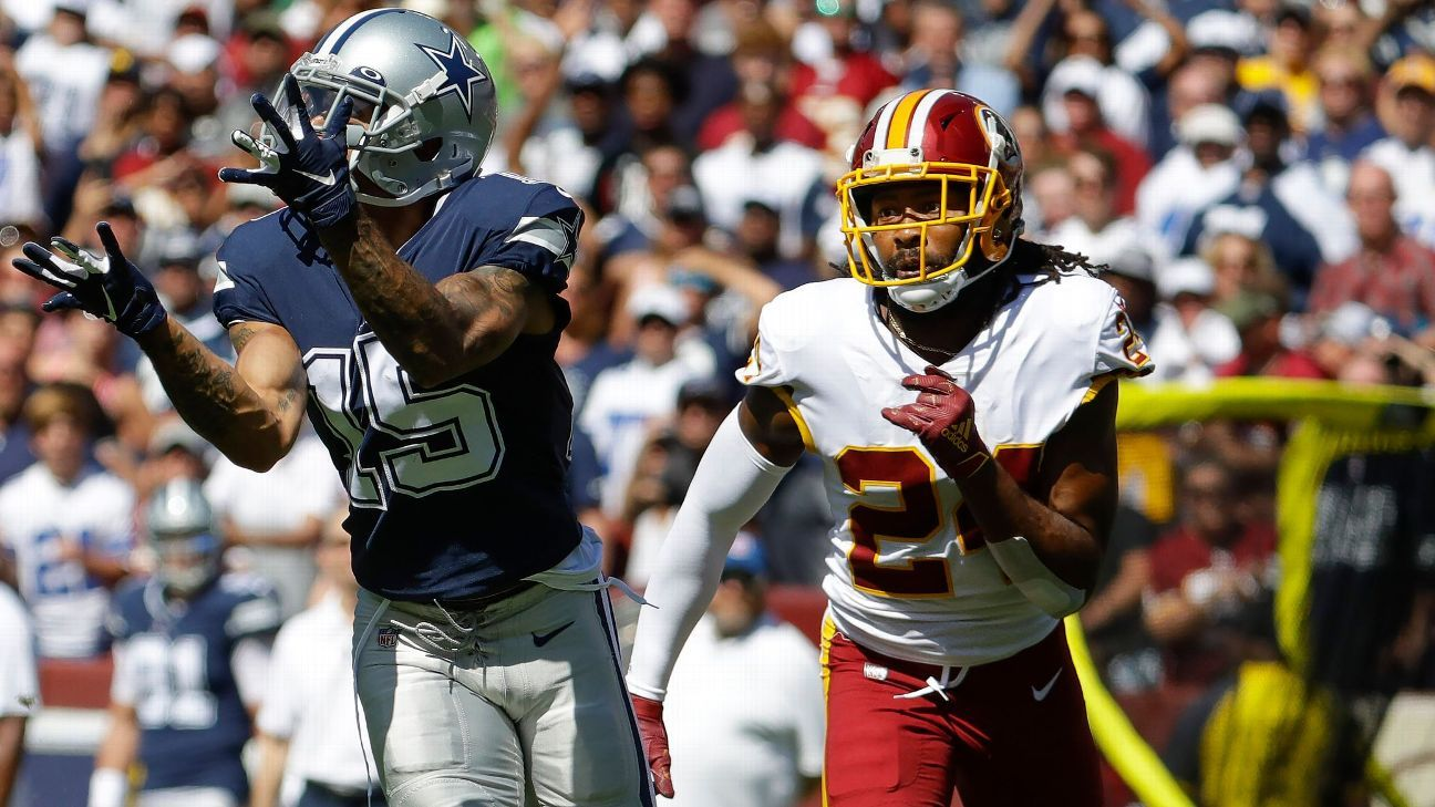 Redskins' defense again falters in loss to Cowboys