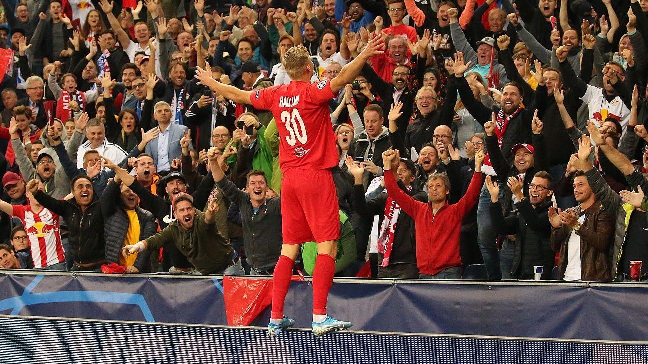 Transfer Talk: Man United, Barcelona on alert after Haland hat trick