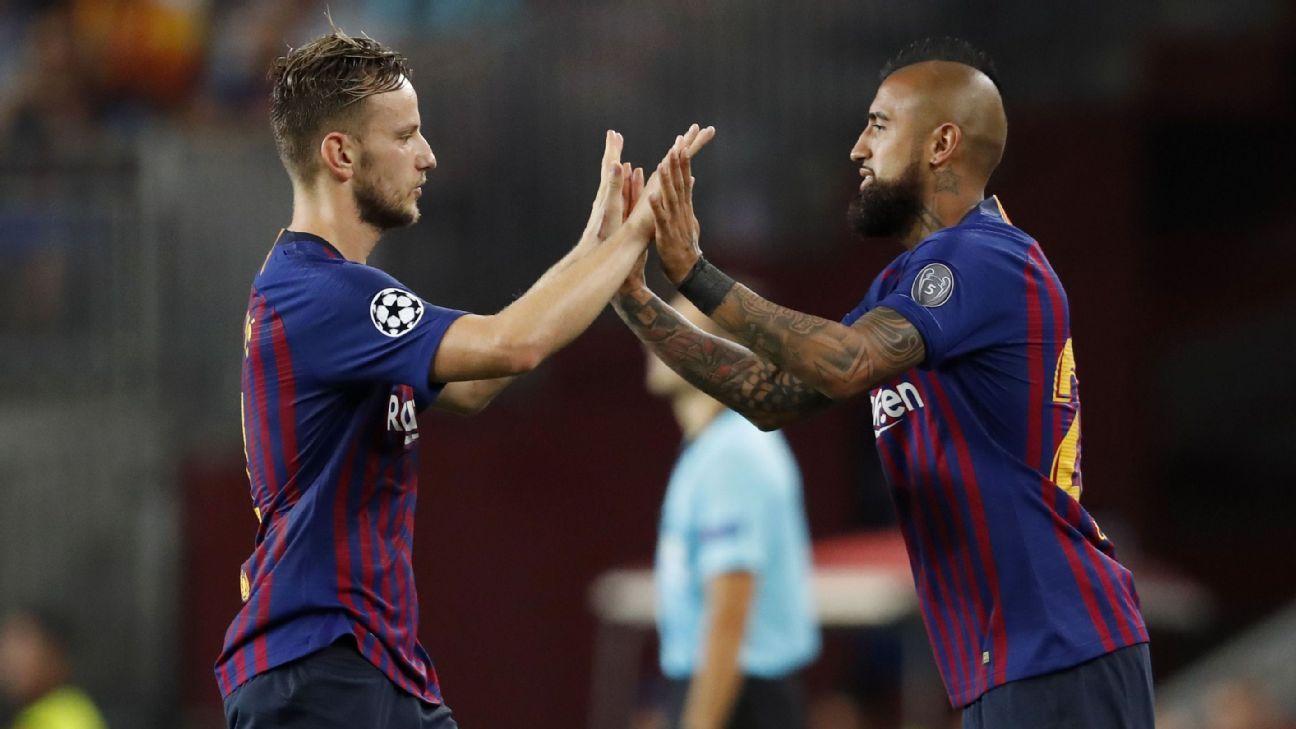 LIVE Transfer Talk: Barca to offload Rakitic, Vidal, Umtiti in January fire sale