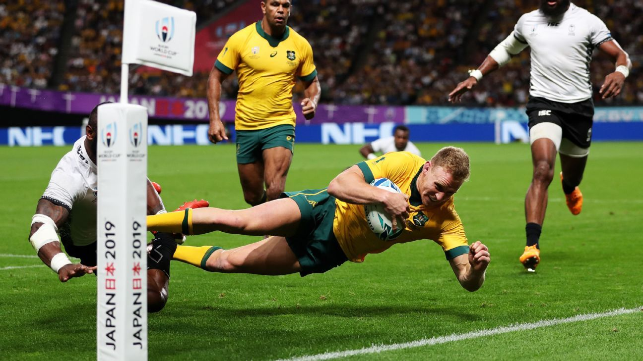 Wallabies maul their way out of Sapporo stunner