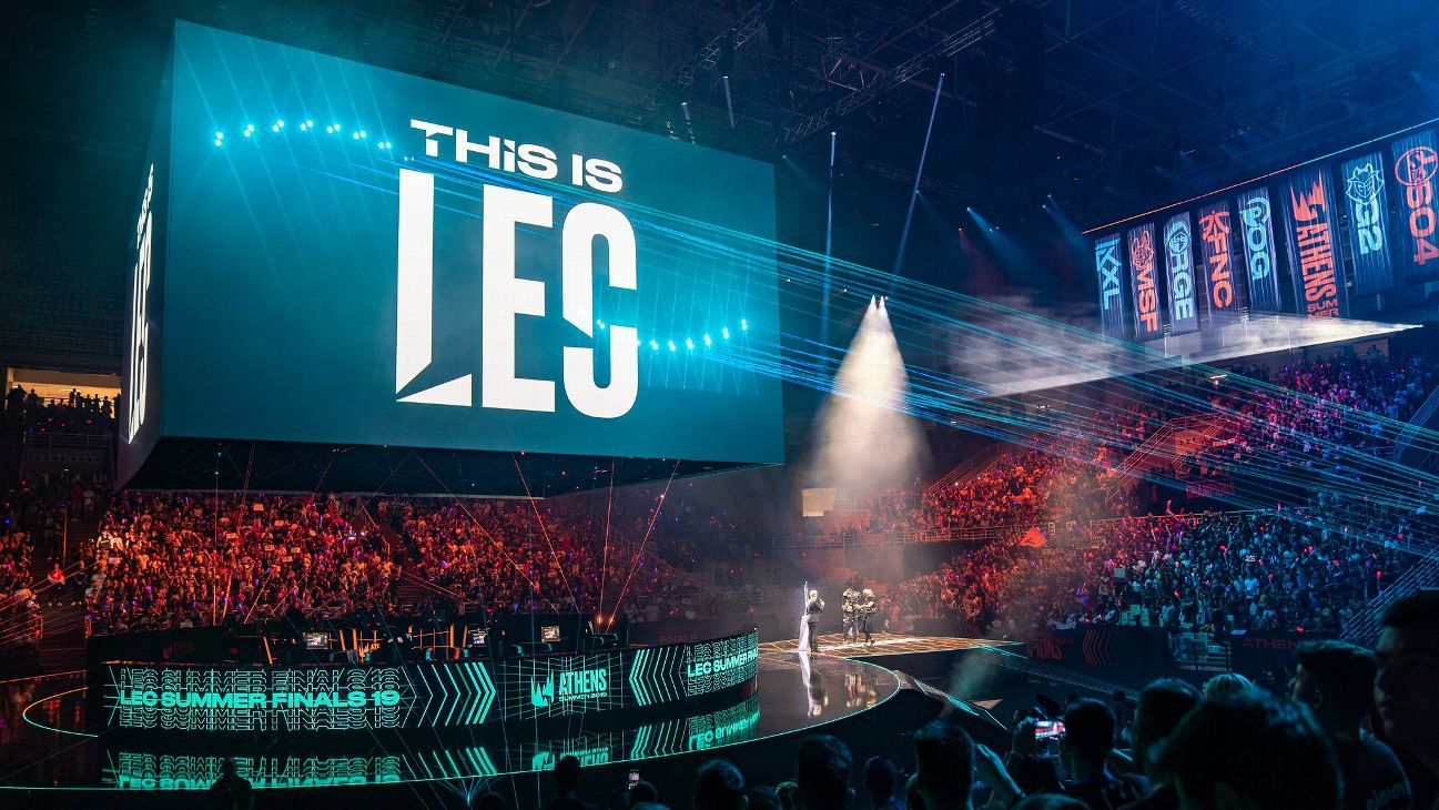 H2K Gaming founder: LEC players make around 250,000 euros per year