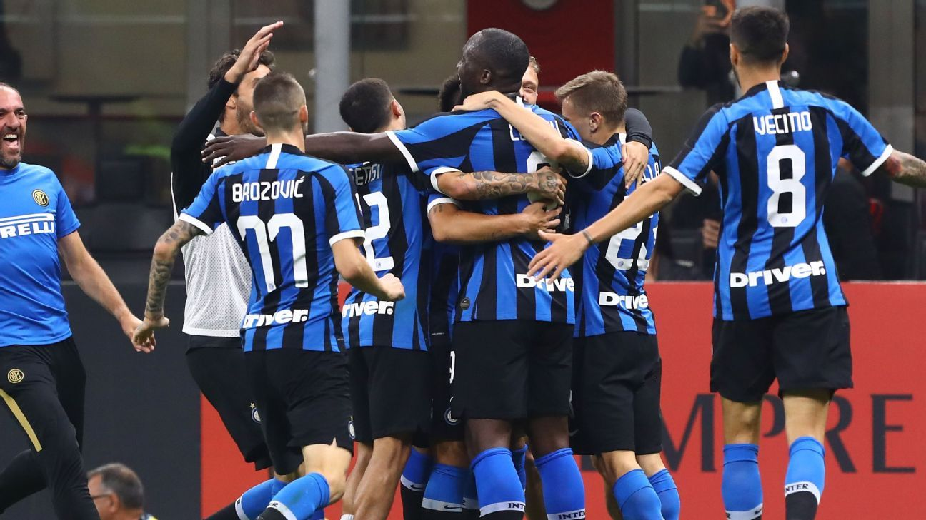 Power Rankings: Inter take over on top; Liverpool climb; Real, Atletico return