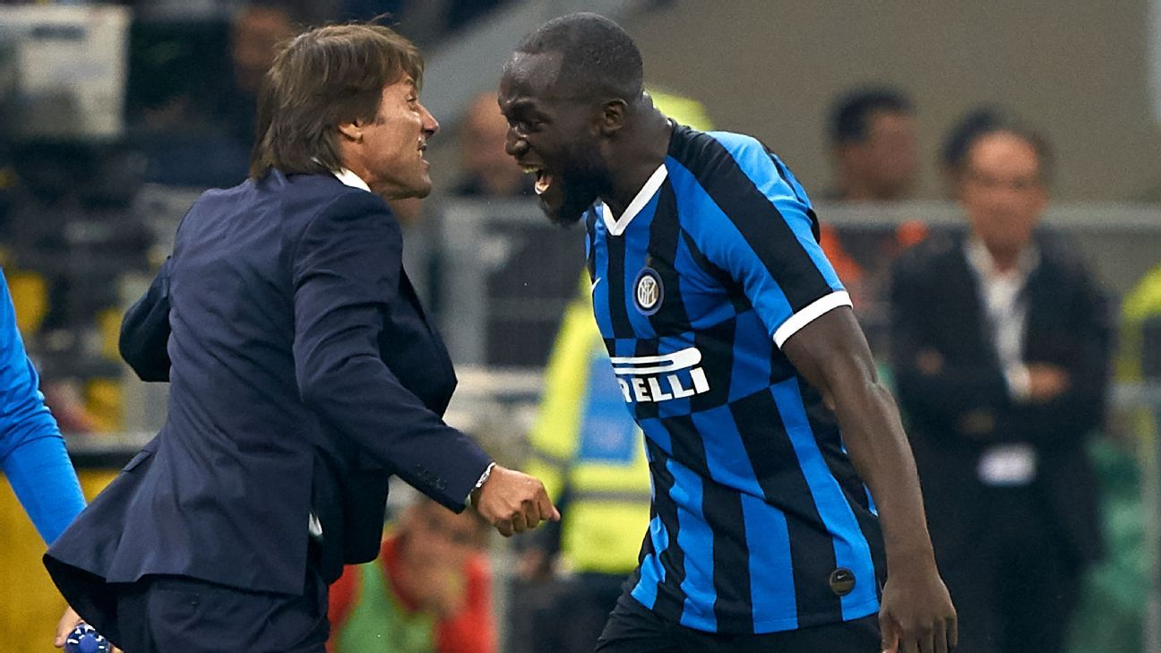 Conte's stylish Inter flash more Serie A credentials in one-side Milan derby