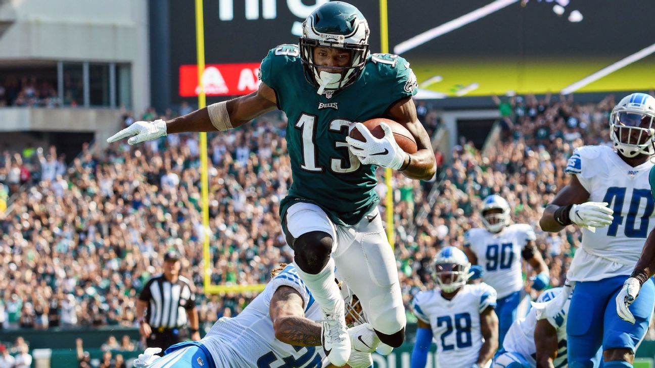 Are the Super Bowl hopeful Eagles in big trouble?
